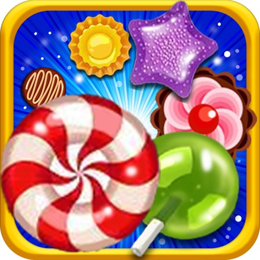 Sweet Happy Paradise: Game Martch iOS App