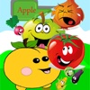 Fruits word for kids