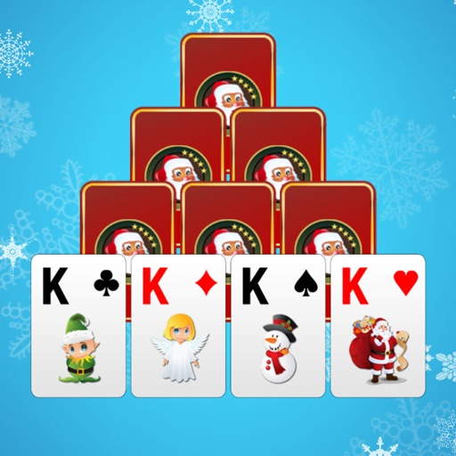 Christmas Tri-Peaks Solitaire