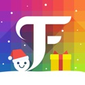 FancyKey - Customize your keyboard with cool Fonts, colorful Themes and beautiful Emoji Art icon