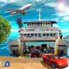 Ferry Port Transport Tycoon - City Cargo Contractor