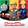 Fun with Activities featuring Thomas & Friends™,  Bob the Builder™,  and Fireman Sam™