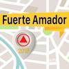 Fuerte Amador 離線地圖導航和指南