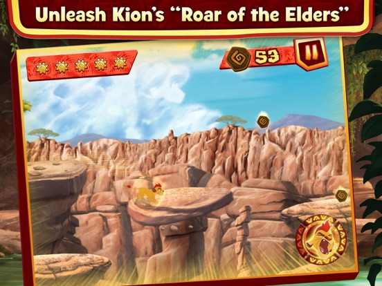 Screenshot #5 for The Lion Guard
