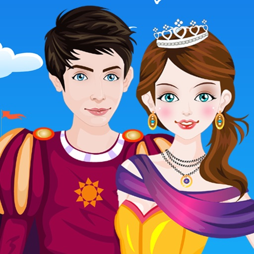 Couples Dress Up Games iOS App