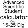 Calculator - Powerful,  cheap,  student,  engineer,  15-25
