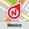 NLife Mexico - Offline GPS Navigation & Maps