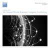 5th Annual Private Internet Company Conference