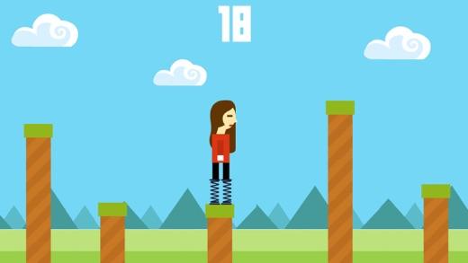 Miss Jump Pro - The Arcade Creative Game Edition Screenshot