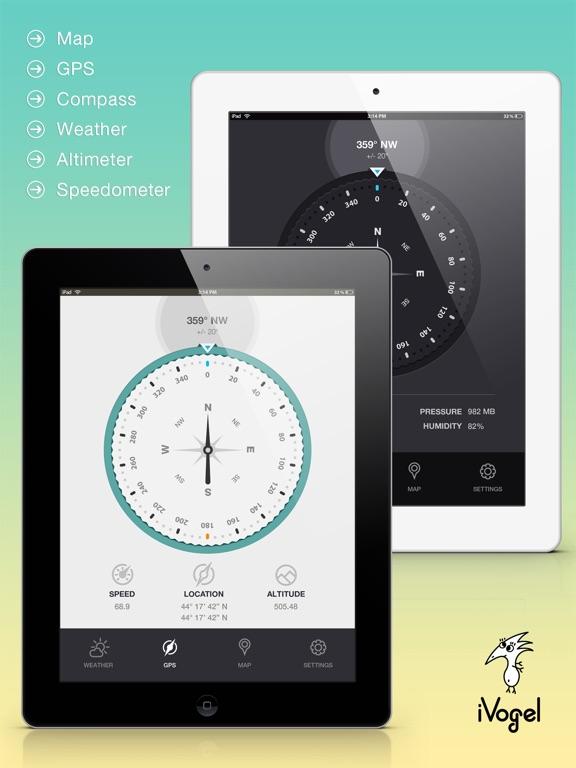 Compass by iVogel Скриншоты7