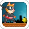 Ninja Cat Run - Best FREE Adventure Game for Kids