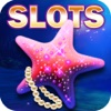 Slots Pacific Paradise PRO: Jackpot Heart of Atlantis - 777 Vegas Slot-Machines