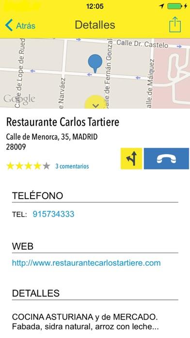 download Páginas Amarillas España apps 4