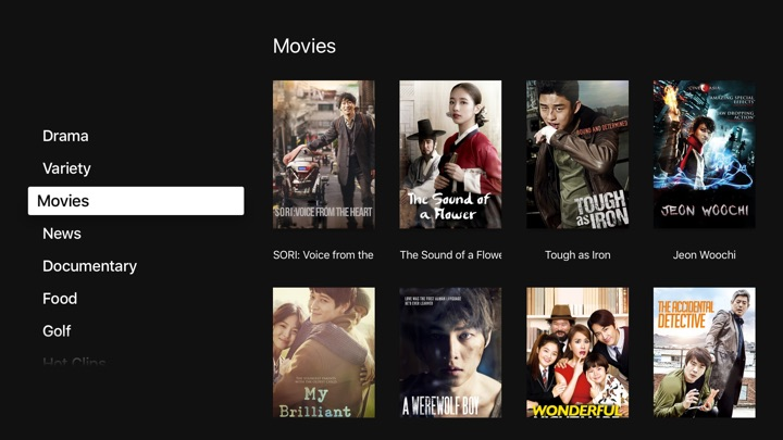 how to get subtitles on itunes movie apple tv