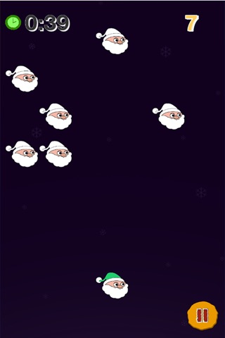 Santa Bowling Madness screenshot 1