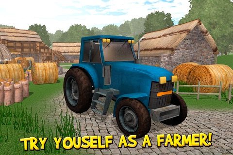 USA Country Farm Simulator 3D screenshot 1