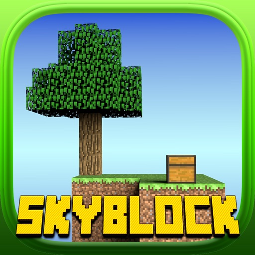 Sky Block 2 - MC Survival Hunter Block MiniGame