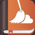 ContactClean - Адрес Очистка Книги & Ремонт icon