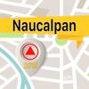 Municipio Naucalpan de Juárez Offline Map Navigator und Guide