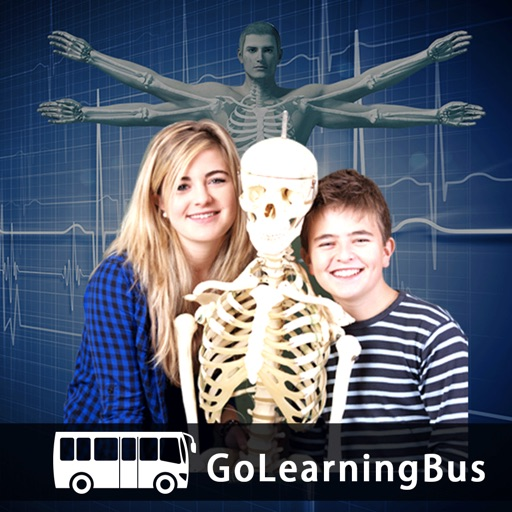 Learn Physiology and Body Anatomy by GoLearningBus