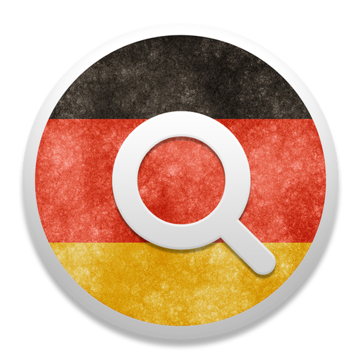 German Bilingual Dictionary - by Fluo!