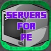 Moded Servers for PE - Multiplayer Server Keyboard for Minecraft Pocket Edition