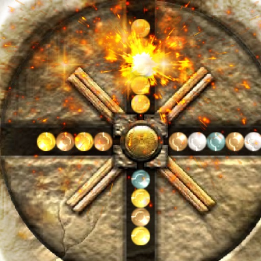 Temple Marble Clash iOS App