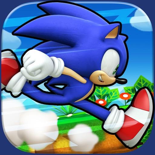 Sonic Runners iOS App