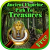 Ancient Figurine Path Treasures Hidden Object
