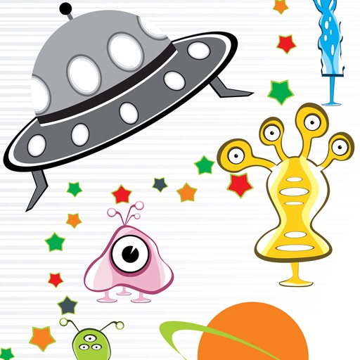 Super SpaceCraft Fun Matching Shooting Alien Monster iOS App