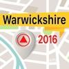 Warwickshire 離線地圖導航和指南