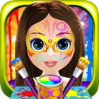 Baby Face Skin Paint Doctor - play a little make-up fashion salon makeover game for kids icon