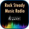 Rock Steady Music Radio With Trending News