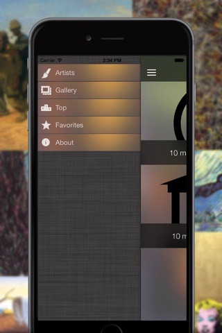 Artroom - art gallery on your hand screenshot 4