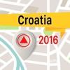 克罗地亚 離線地圖導航和指南