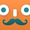 Mustache Pro 2–stacheify yourself!