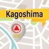 Kagoshima Offline Map Navigator und Guide