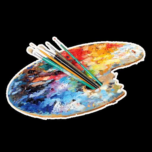 Acrylic Painting Master Class