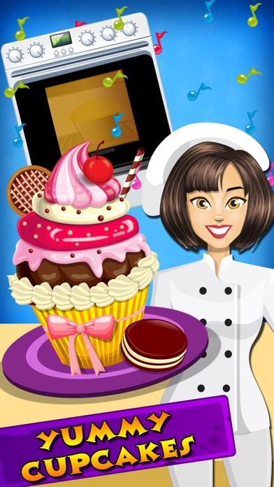 Cupcakes - Restaurant Fever Screenshot