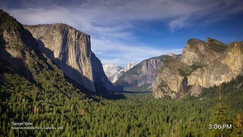 Screenshot #1 for Magic Window Naturescapes