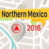 Northern Mexico Offline Map Navigator and Guide map of northern india