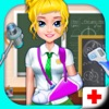 High School Clinic - Emergency Doctor Games