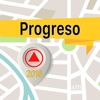 Progreso Offline Map Navigator und Guide