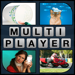 What's the Word Game - Guess the 4 Pics 1 Word Quiz Game with Multiplayer Word