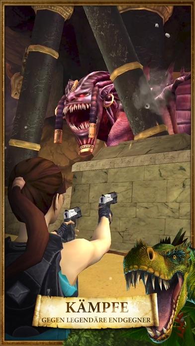 Lara Croft: Relic Run Screenshot