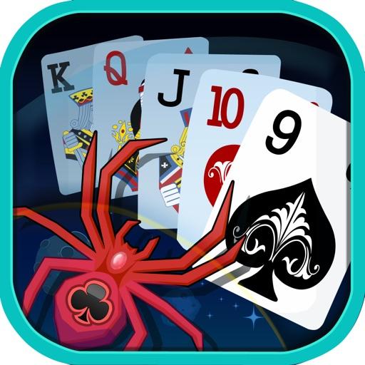 Spider Solitaire HD© iOS App