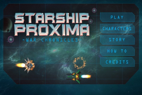 Proxima R screenshot 1