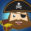 Avoid The Evil Pirates - best speed dodge arcade game