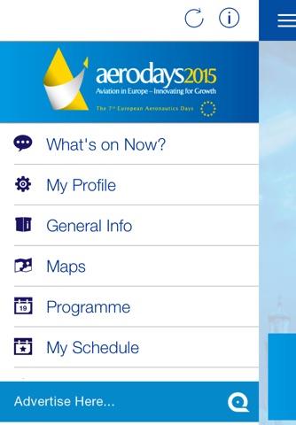 aerodays2015 screenshot 2
