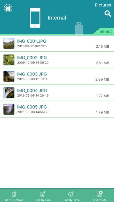 Pendrive iFlash Pro screenshot1